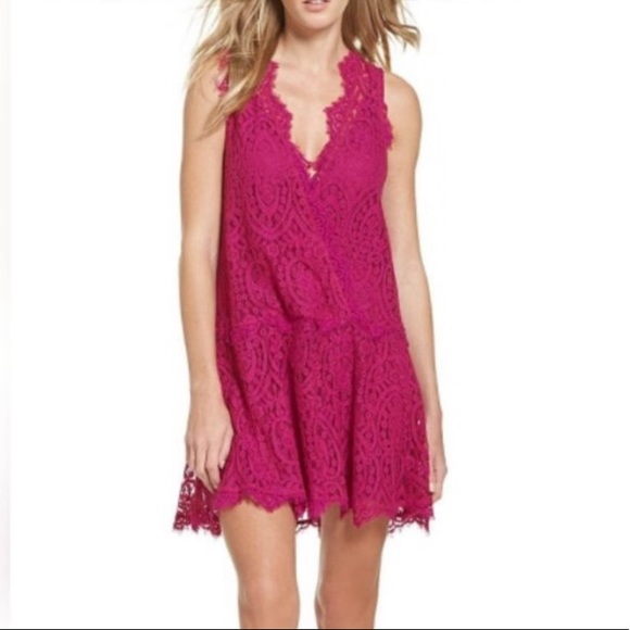 ed0a24efd2969 Free People Dresses | Nwt Heart In Two Lace Dress | Poshmark